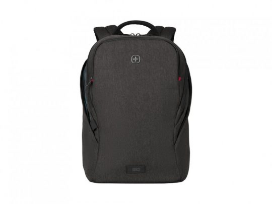 Рюкзак WENGER MX Light 16, серый, 100% полиэстер, 31х20х44 см, 21 л, арт. 023067403