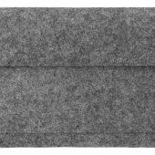 """Чехол Felt для планшета 14"""" из RPET- фетра, серый, арт. 023046503"""