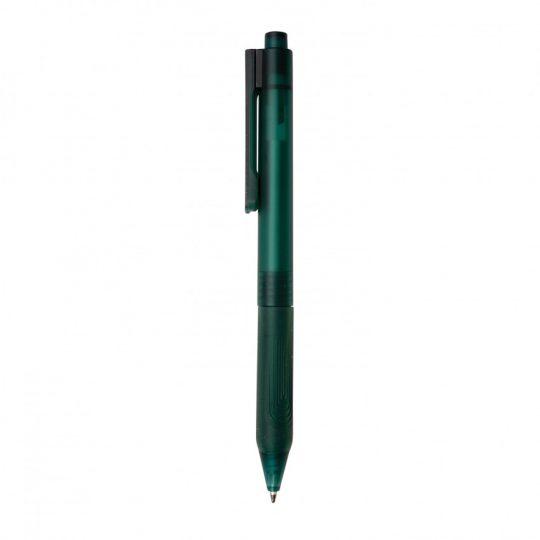 Ручка X9 с матовым корпусом и силиконовым грипом, арт. 023070506