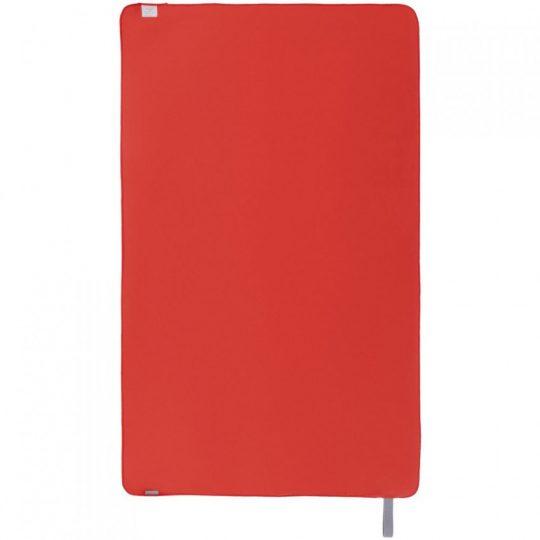 Полотенце из микрофибры Vigo M, красное