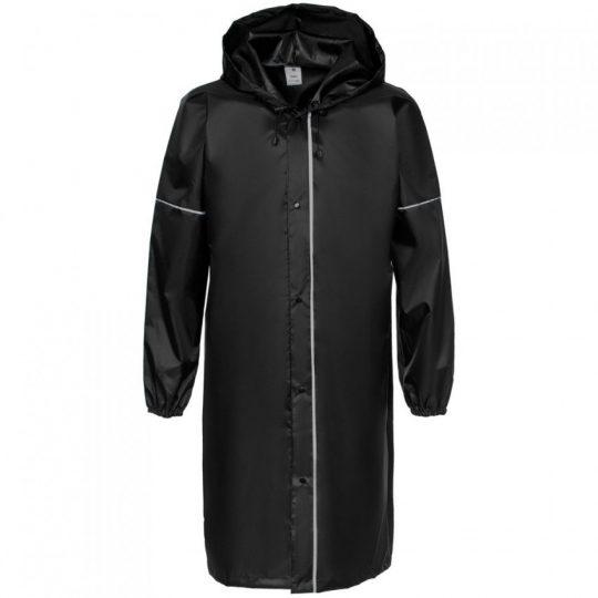 Дождевик со светоотражающими элементами Rainman Blink, черный, размер M