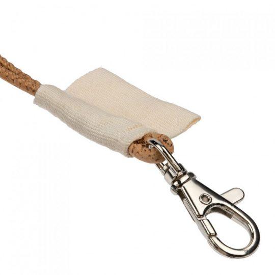 Шнурок для бейджа Cork Long
