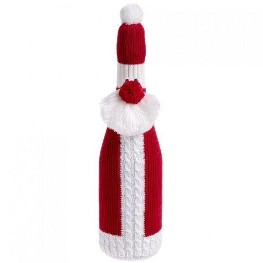 Чехол для бутылки «Дед Мороз»