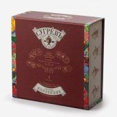 Подарочный набор СУГРЕВЪ «Чай-леденцы-мармелад»