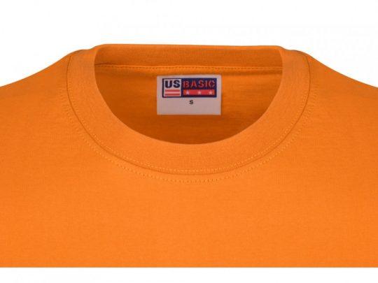 Футболка Super club мужская, оранжевый (XL), арт. 023789503