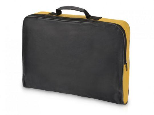 Сумка Торрингтон, черный/желтый (Р), арт. 023699403