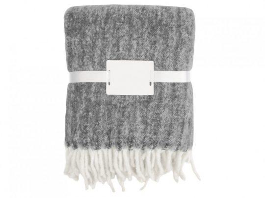Плед Warmy с шерстью, светло-серый, арт. 023747903
