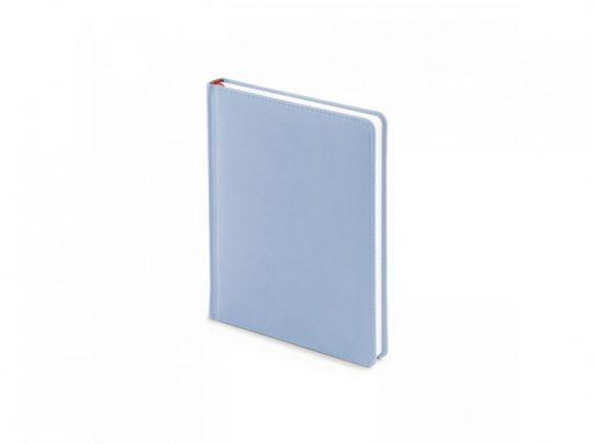 Ежедневник недатированный А6+ Velvet, зефирный голубой (А6+), арт. 023790603