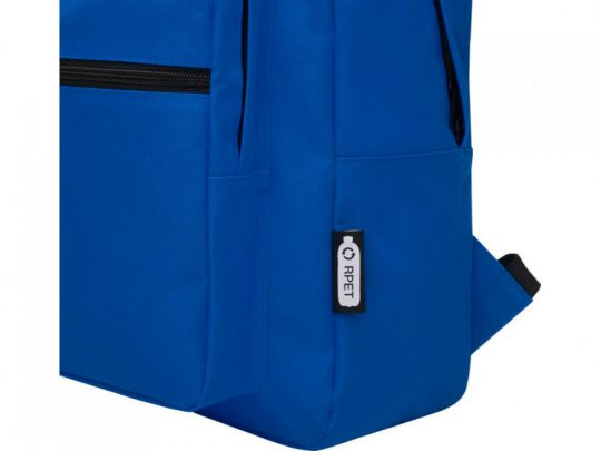 Рюкзак из вторичного ПЭТ Retrend, ярко-синий, арт. 023844603