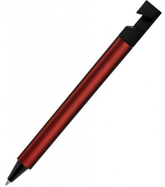 Ручка шариковая N5 с подставкой для смартфона