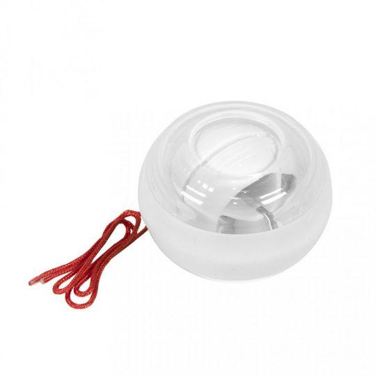 Тренажер POWER BALL, белый, пластик, 6х7,3см;16+