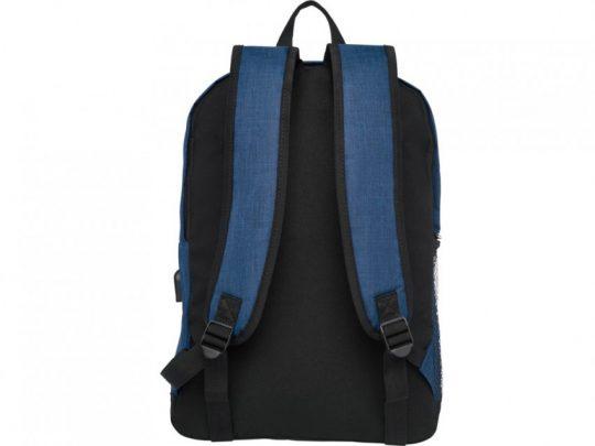 Бизнес-рюкзак для ноутбука 15,6 Hoss, heather navy, арт. 023842903
