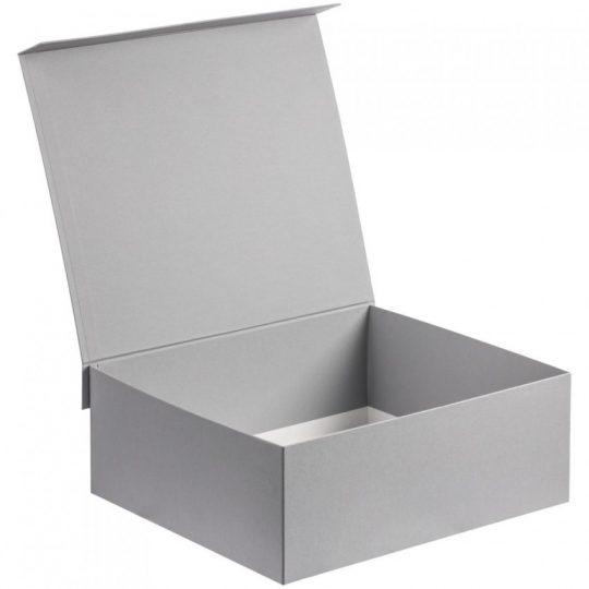 Коробка My Warm Box, серая
