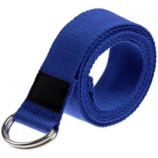 Ремень для йоги Loka, синий