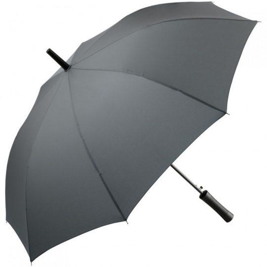 Зонт-трость Lanzer, серый