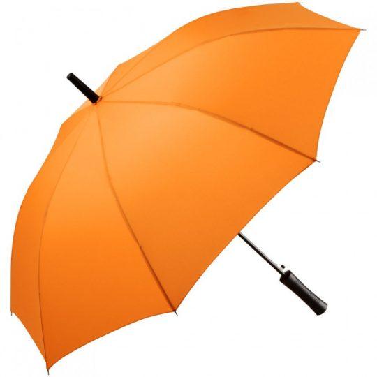 Зонт-трость Lanzer, оранжевый