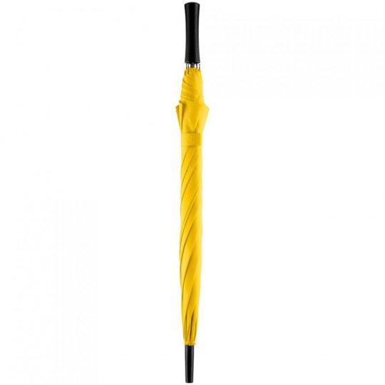 Зонт-трость Lanzer, желтый