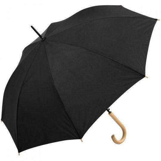 Зонт-трость OkoBrella, черный