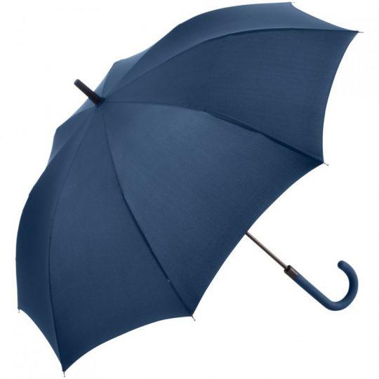 Зонт-трость Fashion, темно-синий