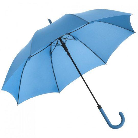 Зонт-трость Fashion, голубой