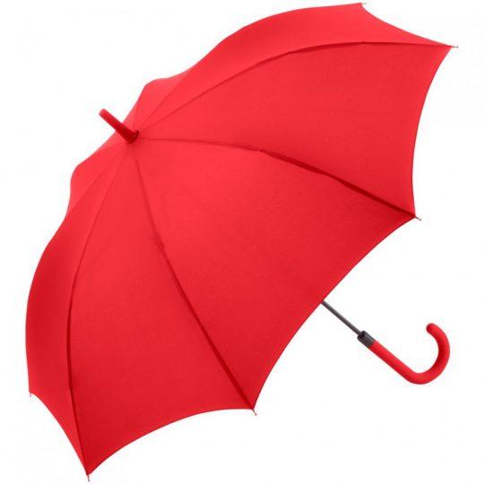 Зонт-трость Fashion, красный