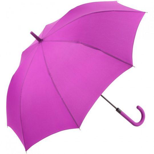 Зонт-трость Fashion, розовый