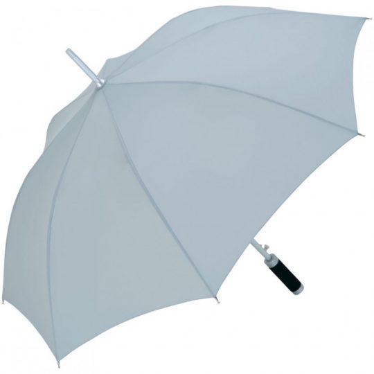 Зонт-трость Vento, серый