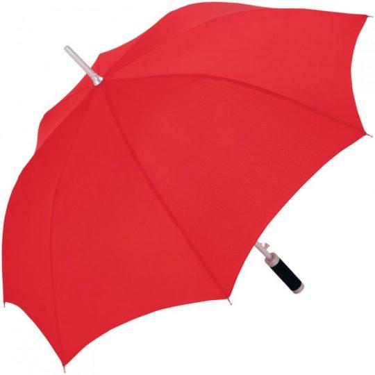 Зонт-трость Vento, красный