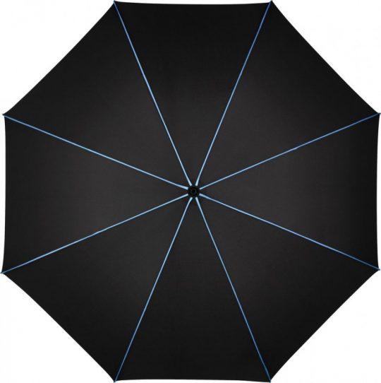 Зонт-трость Seam, голубой
