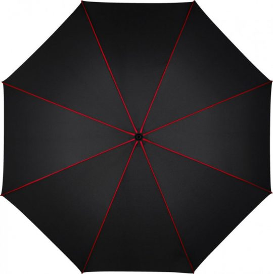 Зонт-трость Seam, красный