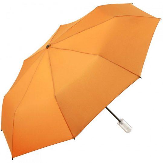 Зонт складной Fillit, оранжевый