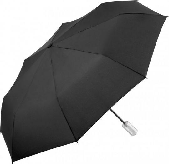 Зонт складной Fillit, черный