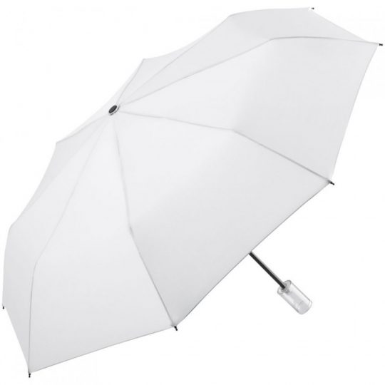 Зонт складной Fillit, белый