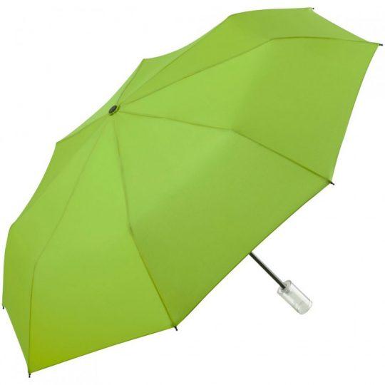 Зонт складной Fillit, зеленое яблоко