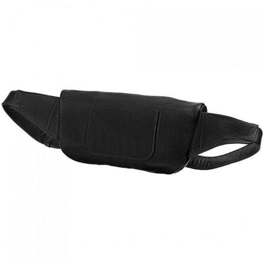Поясная сумка Marcia, черная