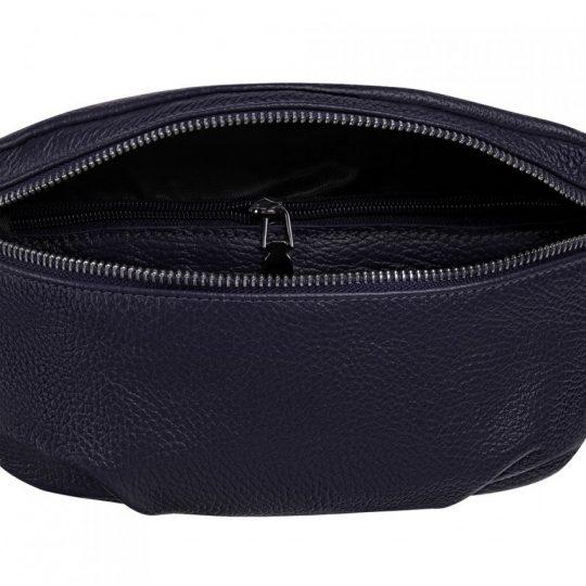 Поясная сумка Marcia, темно-синяя