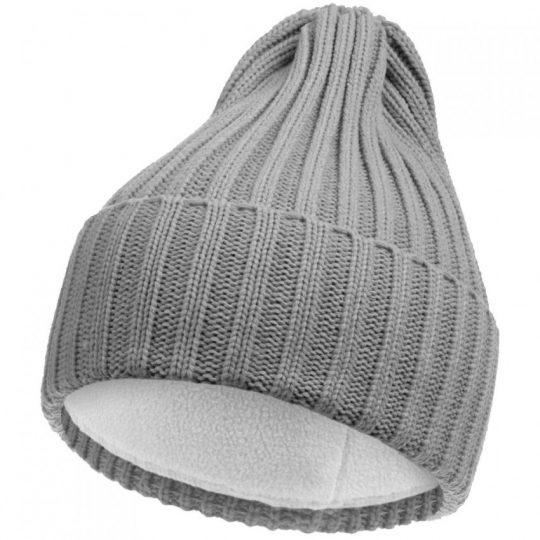 Шапка Norfold, светло-серый меланж