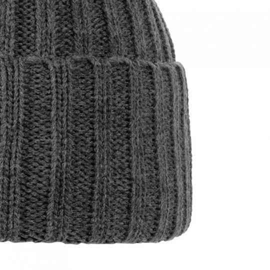 Шапка Norfold, темно-серый меланж