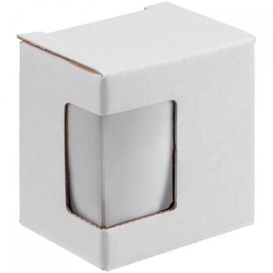 Коробка с окном Lilly, белая