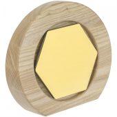 Стела Constanta Light, с золотистым шестигранником