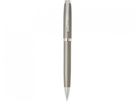 Шариковая ручка металлическая Vivace, серебристый матовый, арт. 023848503