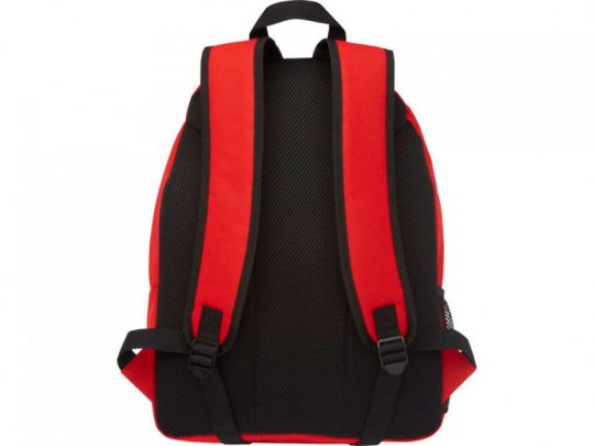 Рюкзак из вторичного ПЭТ Retrend, красный, арт. 023844503