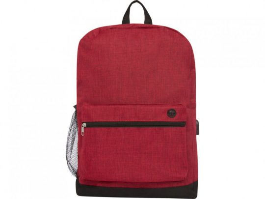 Бизнес-рюкзак для ноутбука 15,6 Hoss, heather dark red, арт. 023842703
