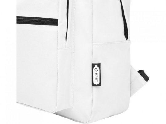 Рюкзак из вторичного ПЭТ Retrend, белый, арт. 023844403