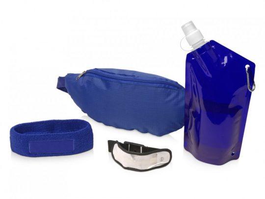 Набор для спорта Keen glow, синий, арт. 023843003