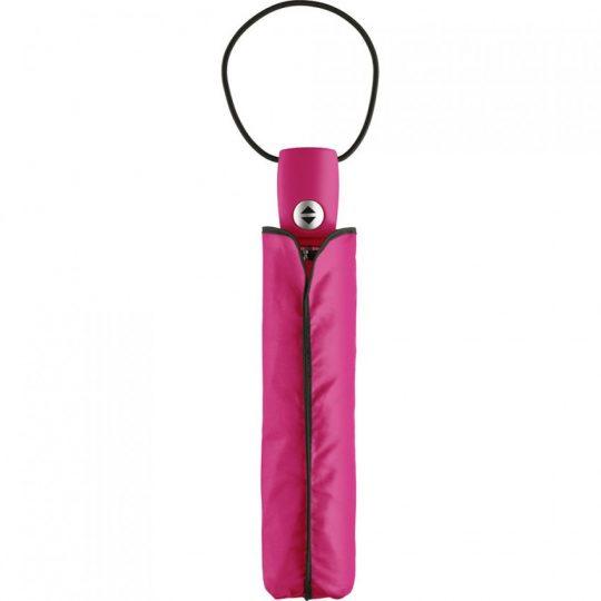 Зонт складной AOC, розовый