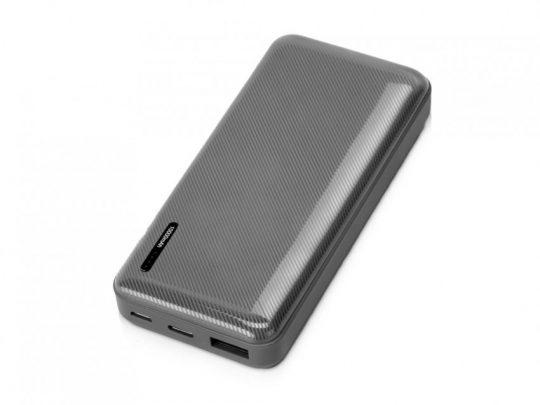 Внешний аккумулятор Evolt Mini-10, 10000 mAh, серый, арт. 023810803