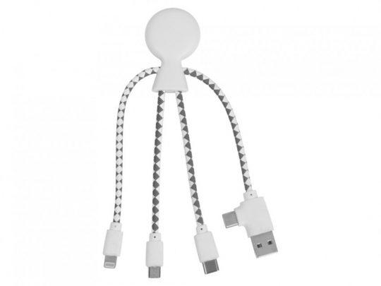 Зарядный кабель Mr. Bio в картонном блистере, арт. 023849003