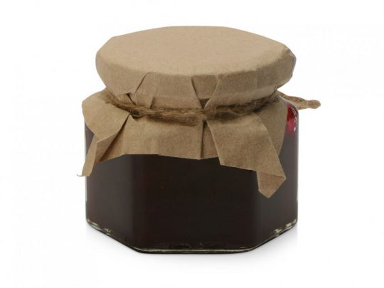Сувенирный набор Варенье из клубники с мятой 100 мл, арт. 023813403