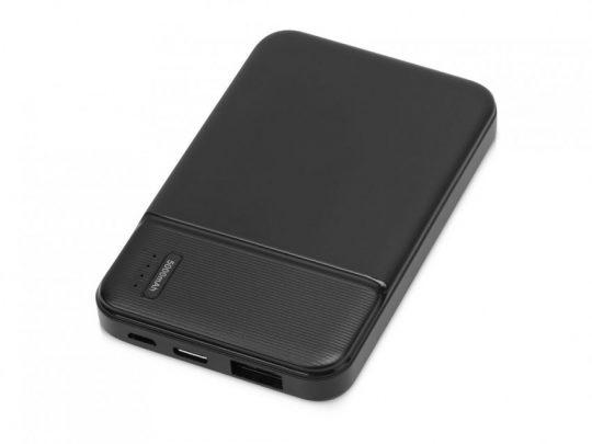 Внешний аккумулятор Evolt Mosaic, 5000 mAh, черный, арт. 023811003